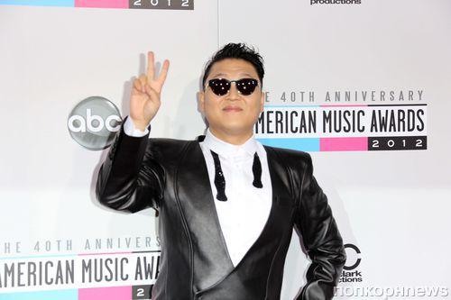 Psy стал королем YouTube