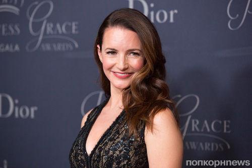 Звезда «Секса в большом городе» Кристин Дэвис усыновила второго ребенка