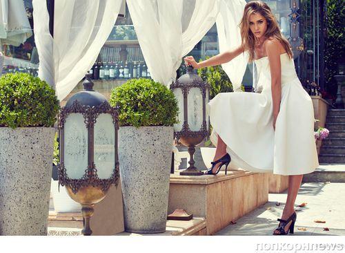 Джессика Альба в журнале Cosmopolitan. Турция.