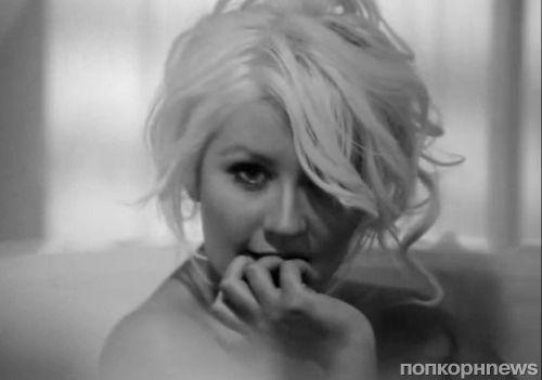 Кристина Агилера в рекламном ролике своего аромата Red Sin