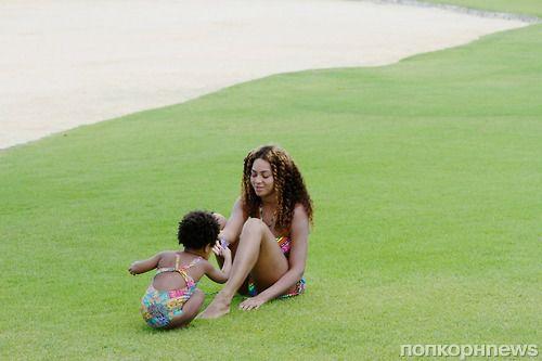 Семейные каникулы Бейонсе и Jay Z в Доминиканской республике
