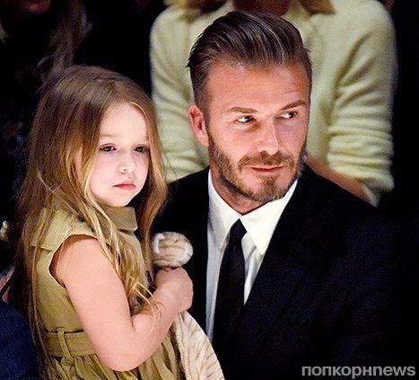Дэвид Бекхэм сделал новую татуировку в честь дочери