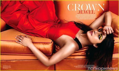 Звезда «Спасателей Малибу» Приянка Чопра в фотосете для Modern Luxury