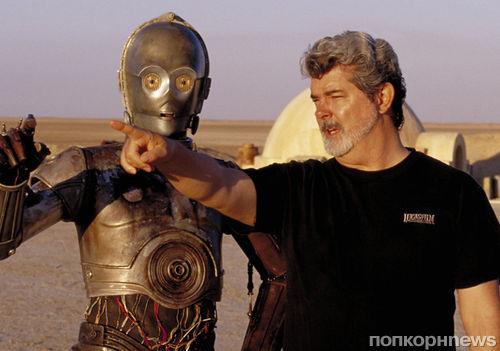 Джордж Лукас отказался снимать новые «Звездные войны»