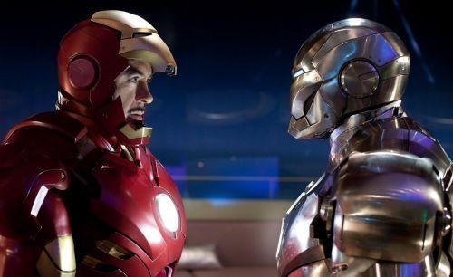 """Второй дублированный трейлер фильма """"Железный человек 2"""""""