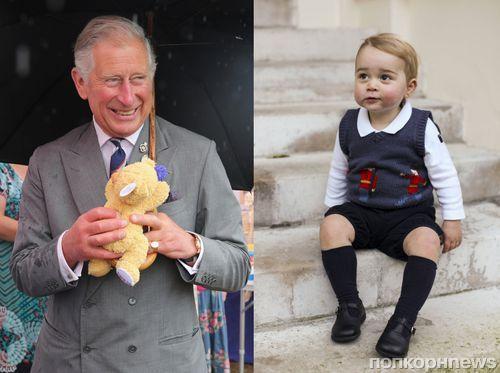 Принцу Чарльзу не дают видеться с внуком