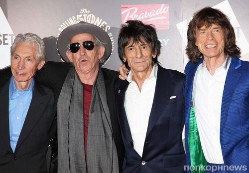 Rolling Stones отмечают юбилей