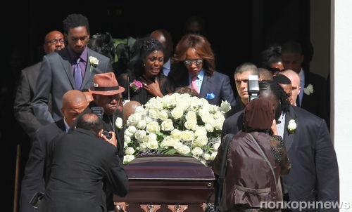 Похороны Майкла Кларка Дункана