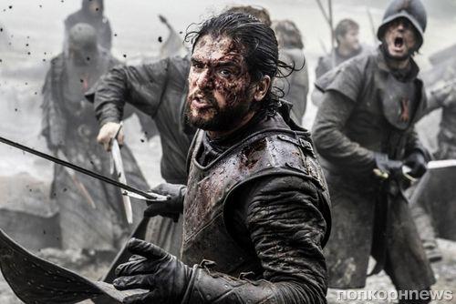 Сценарий 7 сезона «Игры престолов» «слили» в сеть