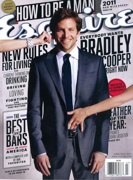 ������ ����� � ������� Esquire. ����-���� 2011