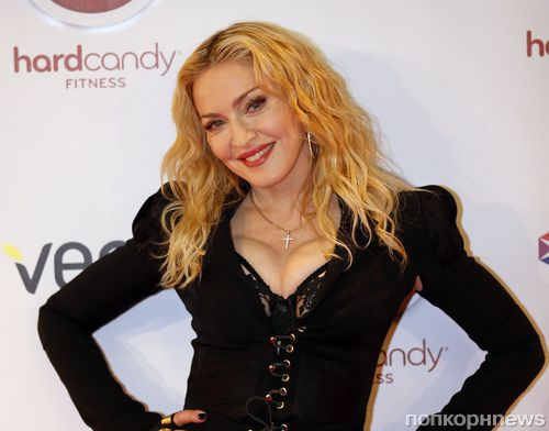 Мадонну тошнит от своих песен