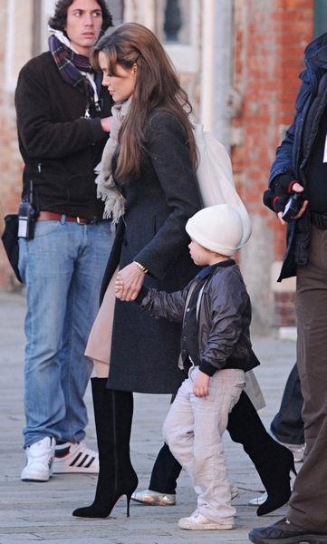 Анджелина Джоли: у Шайло волевой характер