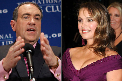 Кандидат в президенты США осудил Натали Портман