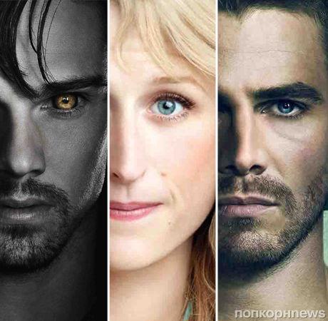 Промо-видео и постеры новых сериалов на канале CW