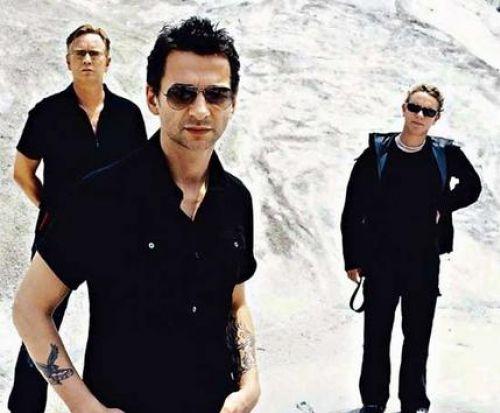 Новый ролик Depeche Modе
