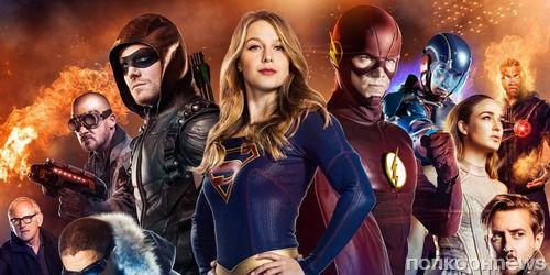 Герои «Флэша», «Стрелы», «Супергерл» в трейлере грандиозного кроссовер-эпизода