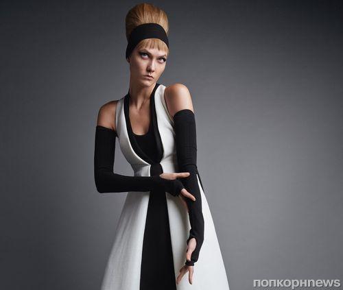 Карли Клосс в журнале Vogue Великобритания. Ноябрь 2015
