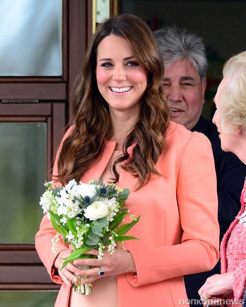 Британцы считают Кейт Миддлтон самой красивой