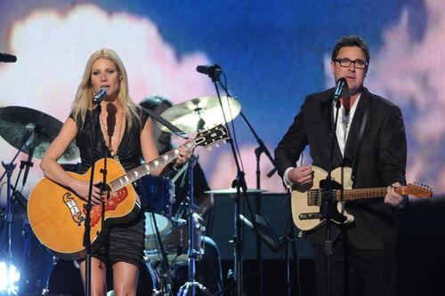 Звезды на церемонии CMA Awards