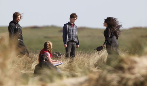 Дублированный трейлер к фильму «Гарри Поттер и Дары смерти: Часть первая»