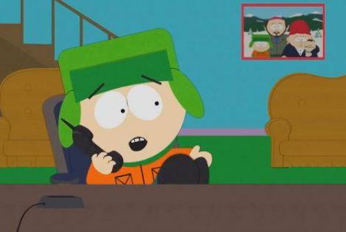 Сьюзан Бойл уже упоминается в South Park