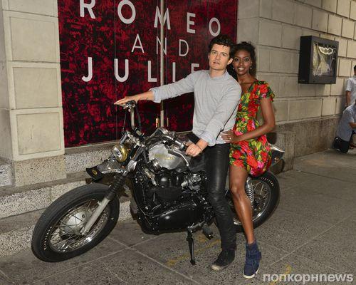 """Фотоколл пьесы """"Ромео и Джульетта"""" в Нью-Йорке"""
