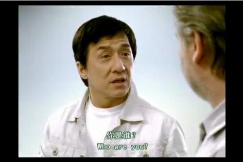 """Джеки Чан в рекламе антивируса """"Касперского"""""""