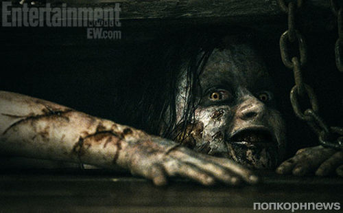 """Первый кадр из римейка """"Зловещих мертвецов"""""""