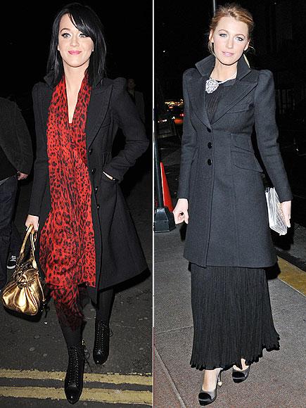 Fashion battle: Кэти Перри против Блэйк Лайвли