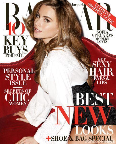 ����� ������� � ������� Harper's Bazaar. ������ 2013