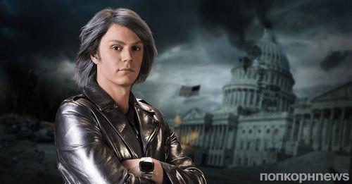 Эван Питерс вернется к роли Ртути в «Люди Икс: Темный феникс»