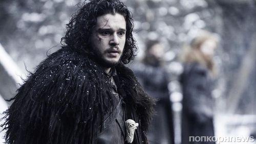 Фото со съемок погребения Джона Сноу в 6 сезоне «Игры престолов» появились в сети