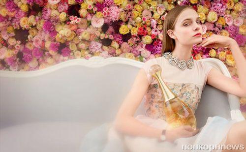 Рождественнская сказочная рекламная кампания от Dior