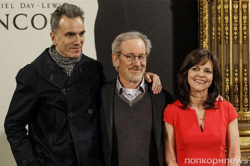 """Фотоколл фильма """"Линкольн"""" в Мадриде"""