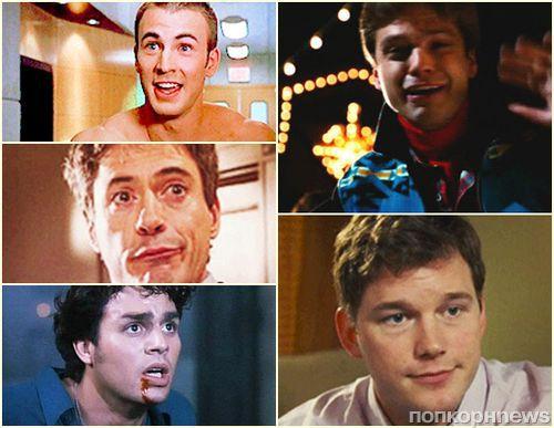 10 позорных ролей, о которых звезды Марвел предпочли бы забыть