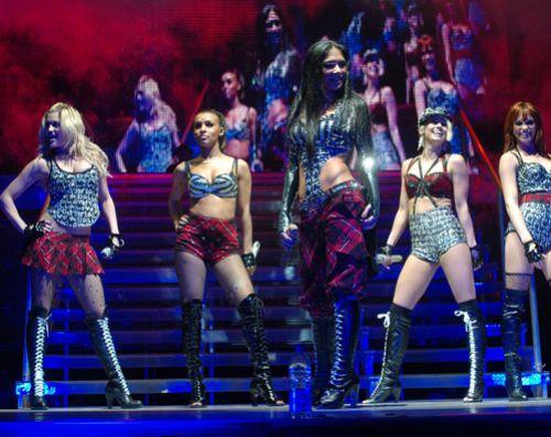 Pussycat Dolls и Lady GaGa: совместный концерт