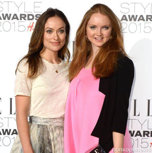 ������ �� ������ Elle Style Awards 2015