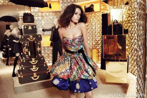 Коллекция в индийском стиле от Louis Vuitton