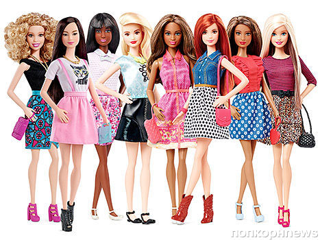 Кукла Барби больше не будет носить каблуки