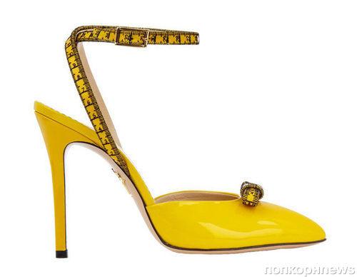 Новая коллекция обуви и клатчей Charlotte Olympia