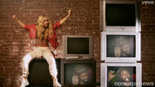 Новый клип Will.i.am и Брит Смит - Provocative