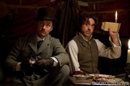 """Второй дублированный трейлер фильма """"Шерлок Холмс: Игра теней"""""""
