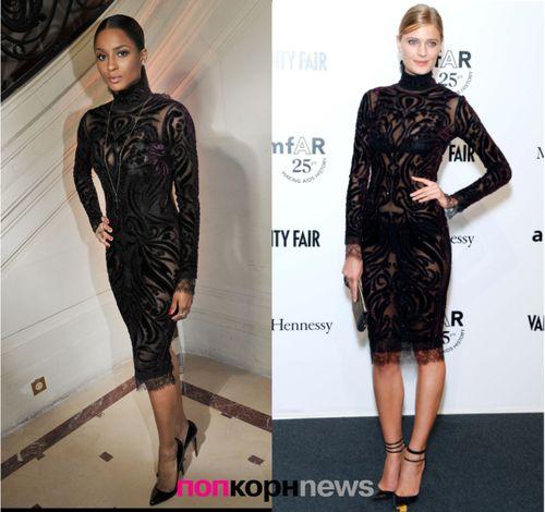 Fashion Battle: Сиара и Констанс Яблонски