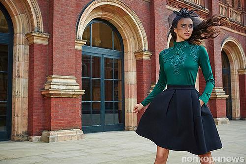 Ирина Шейк снялась в рекламе нижнего белья La Clover