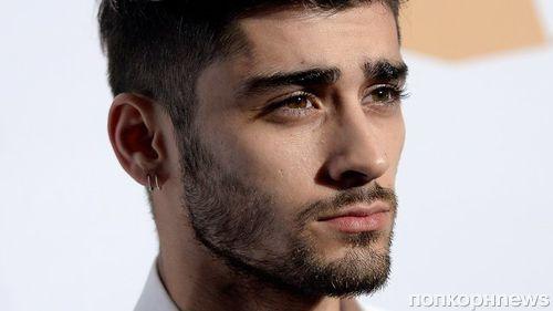 Зейн Малик признался, что голодал во время выступлений с One Direction