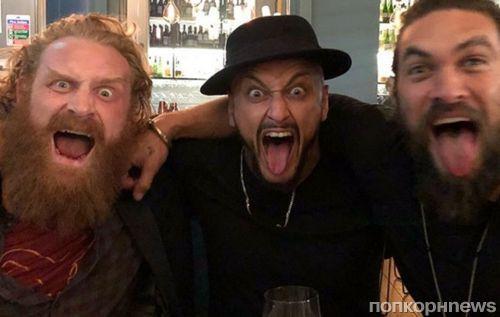 Слухи: Джейсон Момоа вернется к роли Кхала Дрого в 8 сезоне «Игры престолов»