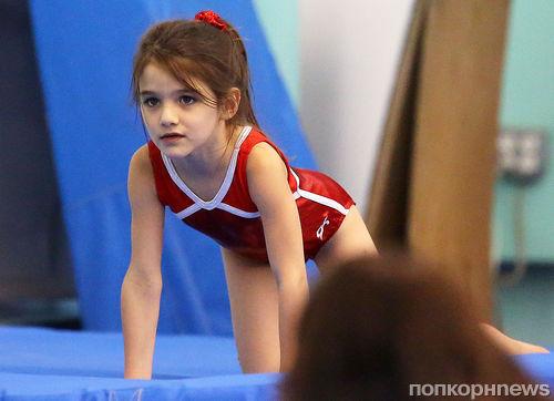 Сури Круз мечтает быть олимпийской чемпионкой