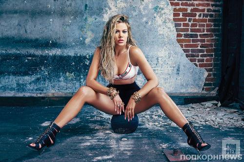 Хлое Кардашян снялась в откровенной фотосессии для журнала Complex