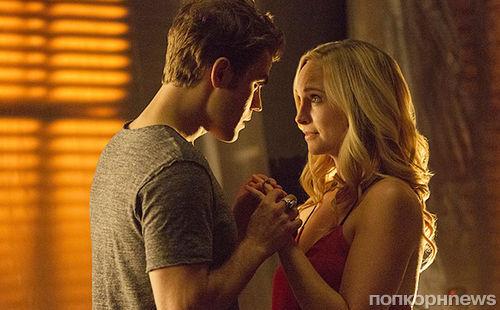В 8 сезоне «Дневников вампира» покажут свадьбу Стефана и Кэролайн