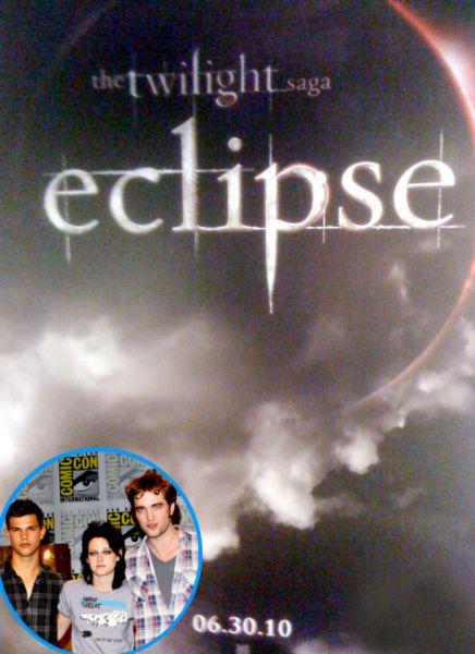 Тизер-постер фильма «Затмение»